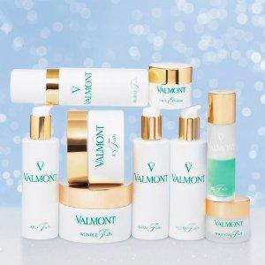 最高送$700礼卡Valmont 美妆护肤品促销 入幸福面膜