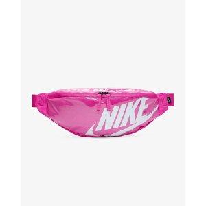 Nike荧光粉腰包