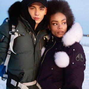 最高立减$275Saks Fifth Avenue 冬季服饰热卖 入Moose、Max Mara羽绒服大衣