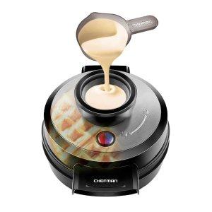 $25.59 (原价$49.99)闪购:Chefman 简单方便华夫饼机