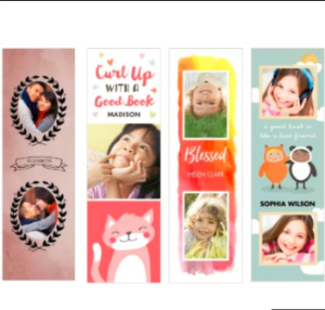 Free4 Custom Bookmarks @ Walgreens