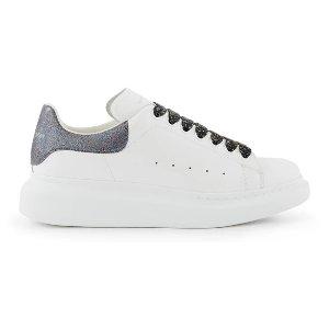 Alexander McQueen星空尾小白鞋