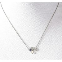 Tiffany & Co. 珀金钻石项链