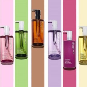 Dealmoon Exclusive 25% offWith All Cleansing Oils Purchase + Free Gift on orders $75+ @ Shu Uemura