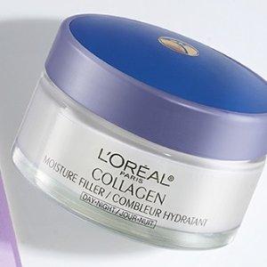现价$16.14(原价$24.97)L'Oreal 欧莱雅胶原蛋白重塑丰盈日霜50ml 淡化皱纹 紧致肌肤