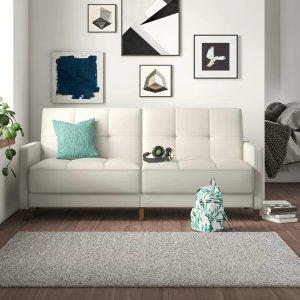 $500封顶Wayfair 精选软垫沙发大促