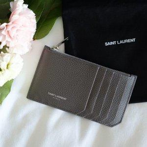 8折+免税  $236收封面黑色款卡包Saint Laurent 精选服饰、美包、鞋履等热卖