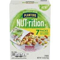 Planters 营养健康坚果混合包 7.5oz 7包