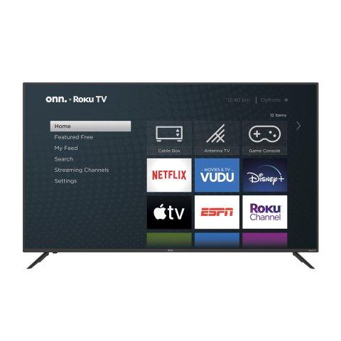 "70"" Class 4K UHD (2160P) LED Roku Smart TV HDR (100012588)"