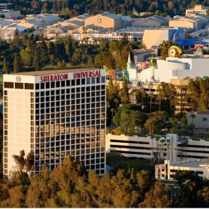 洛杉矶喜来登环球酒店