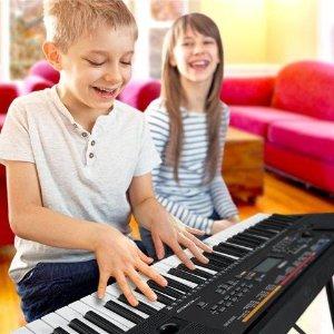 $99.99Yamaha Psr-E263 61-Key Portable Keyboard
