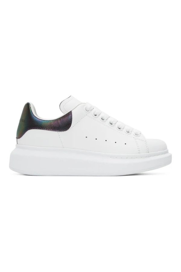 White & Purple 小白鞋
