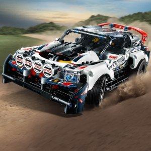 $157(原价$218)史低价:LEGO 乐高 科技系列 遥控拉力赛车(42109)