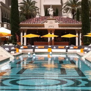 Nobu Hotel at Caesars Palace in Las Vegas