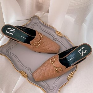 7折起W CONCEPT 仙气单鞋专场 气质玛丽珍、穆勒、乐福都收
