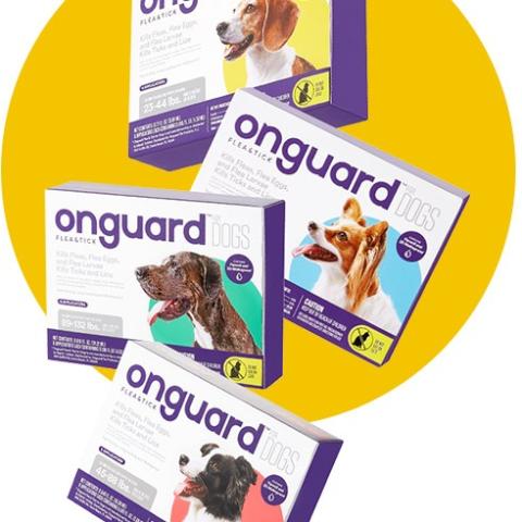25% OffOnguard Pet Flea & Tick Treatment on Sale