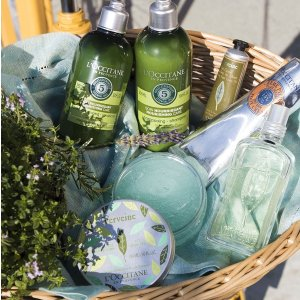 Under $25 + Free Gifts ($45 value) With Any $100 PurchaseSelect Sets @ L'Occitane