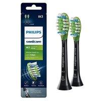 Philips Sonicare W3 顶级美白牙刷头, HX9062/95, 2支