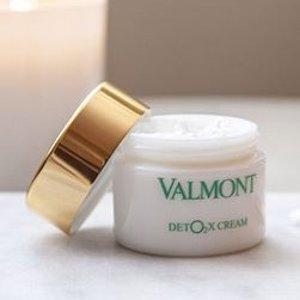 低至8.5折+定价优势+免税提前享:Valmont 护肤品热卖 收氧气面霜