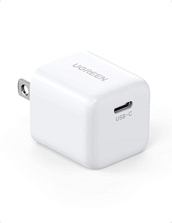 mini 20W USB-C 快充适配器