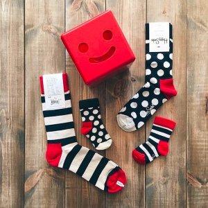 精选7折 + 免邮Happy Socks官网 精选多款时尚萌袜、小裤热卖