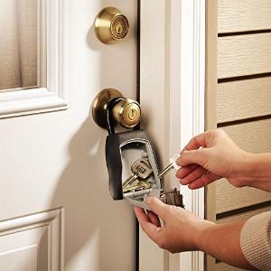 Master Lock 5400D 钥匙收纳门锁 Airbnb必备
