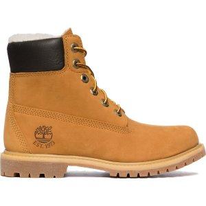 Timberland加绒小黄靴
