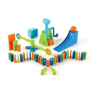 $9.97(原价$19.99)史低价:Learning Resources 物理挑战游戏套装,多米诺骨牌游戏