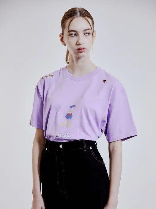 唐老鸭T恤