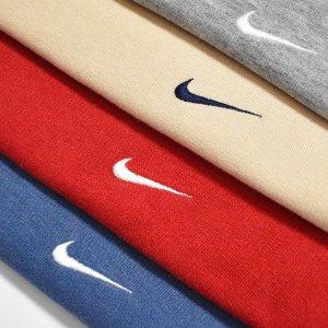 低至5折+额外8折+包邮Nike 2020黑五女士热销款大促 燕麦色卫衣$28 VistaLite$48