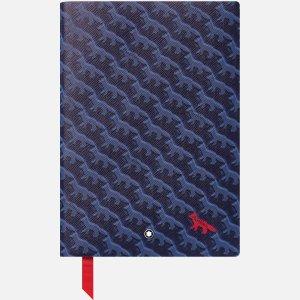 MONT BLANCx Maison Kitsune 联名笔记本