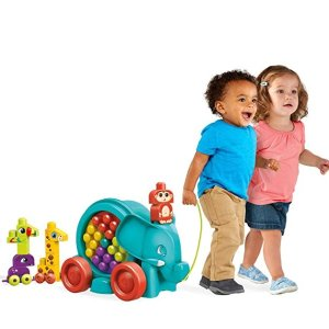 低至4.6折+包邮史低价:Mega Bloks 儿童益智积木拼搭玩具