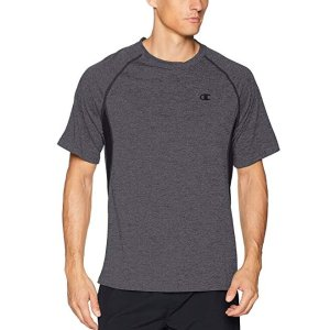 From$5.99($16.54)Champion Men's Double Dry Vented Heather Tee