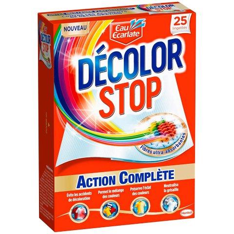5.4折 仅€2.76,合€0.11/片Eau Ecarlate 洗衣防掉色片25片装 防止衣服串色 鲜亮如新