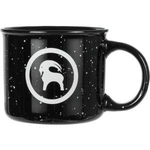 Backcountry13oz Enamel Goat Mug
