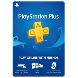 SonyPlayStation Plus Membership - 12 Months Subscription