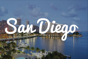 From $125San Francisco - San Diego RT Flight Good Deal