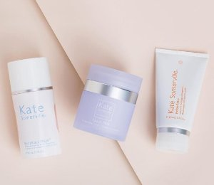 Complimentary Nourish Trio ($31 value)with any $65+ Purchase @ Kate Somerville