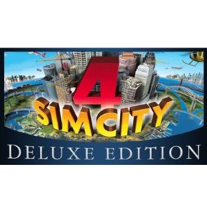 SimCity 4 Deluxe Edition - Game