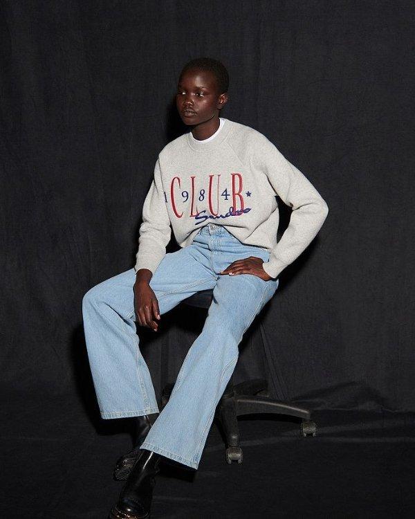 Clubs Sweatshirt Style 毛衣
