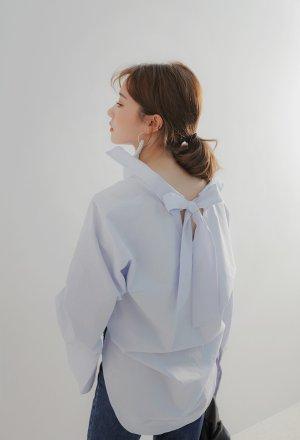 Stylenanda 蝴蝶结装饰衬衫