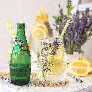 Perrier天然气泡矿泉水 500ml 24瓶装