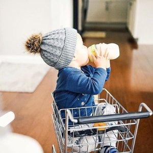 低至4折 婴儿连体衣$5起Indigo 宝宝服饰连体衣热卖 保暖宝宝袜鞋$8 长袖衫$9