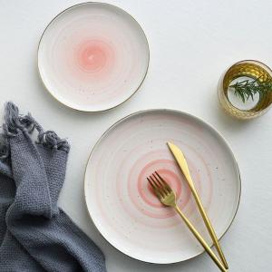 Spiral Surprise Ceramic Plate - ApolloBox