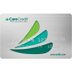 Promotional financing available for 6 or 12 months on health, wellness and pet care purchases of $200+CareCredit® credit card