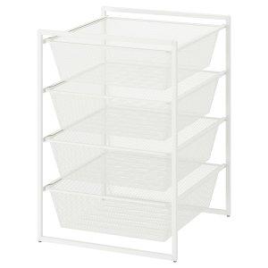 JONAXEL Frame with mesh baskets - IKEA