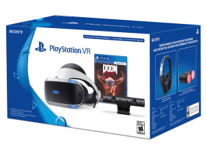 As Low As $189.99Sony PlayStation VR Doom / GT Sport Bundle