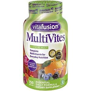 $4.79Vitafusion 水果味综合维生素软糖 150粒