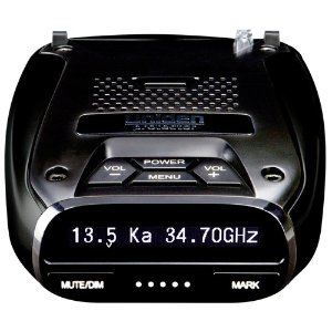 Uniden DFR7 Super Long Range Radar Detector with GPS