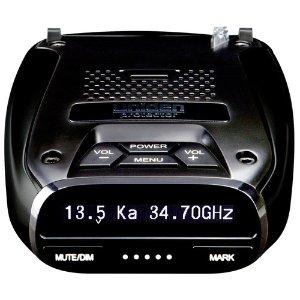 Uniden DFR7 Super Long Range Radar Detector with GPS